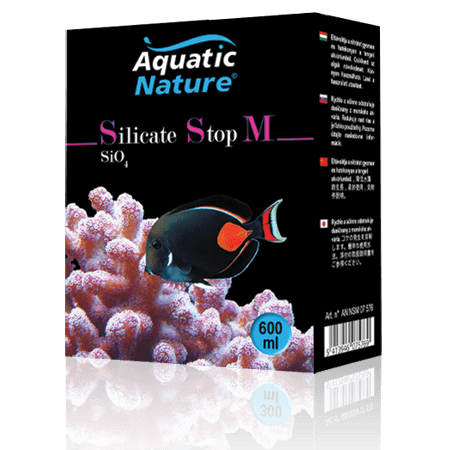 Aquatic Nature Silicate Stop M (sea water)
