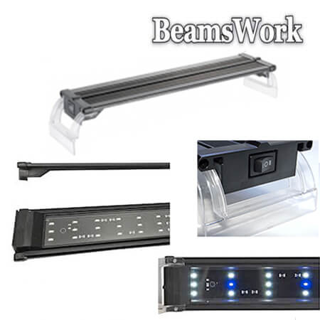 Beamswork EA120cm Led for sea / freshwater