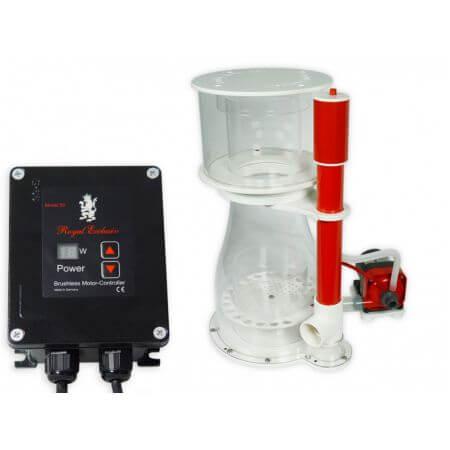 Bubble King Double Cone 180 + RD3 adjustable mini Speedy pump