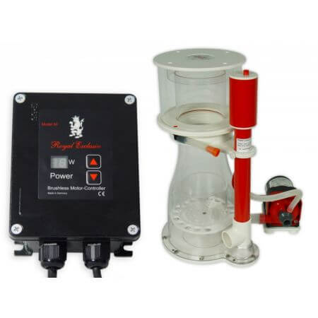 Bubble King Double Cone 200 + RD3 adjustable mini Speedy pump