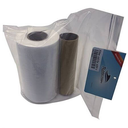 Bubble Magus Automatic Fleece Filter replacement roll (4 pack)