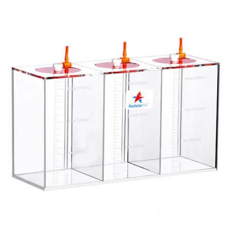 Coral Box Liquid fluid box 3 x 1,5L
