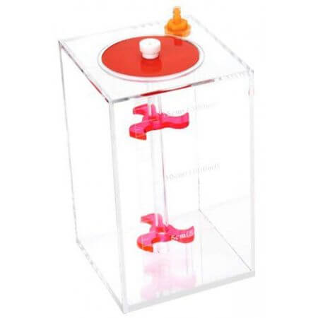 Coral Box Liquid fluid box 1 x 2.5 L