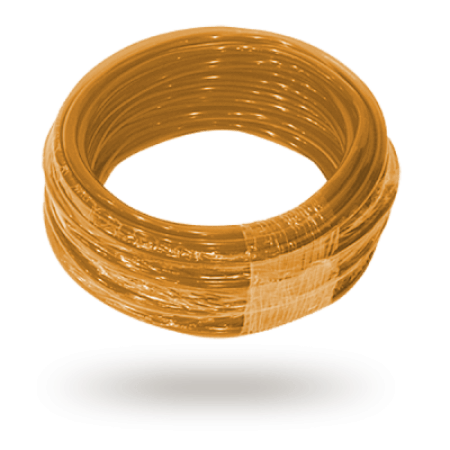 D&D RO hose 10 meter roll 1/4 (Orange)