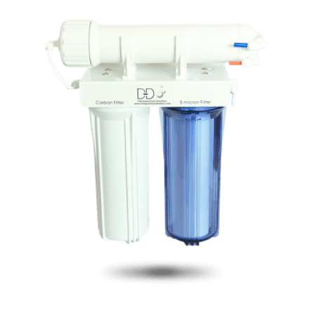 D&D Reverse osmosis unit 75GPD / 283 liters per day