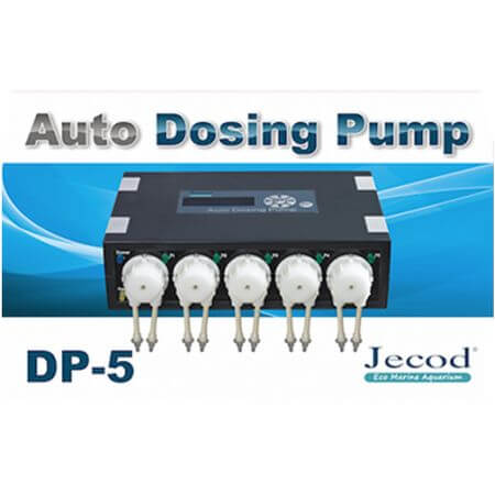 Jecod DP5 5-channel dosing pump