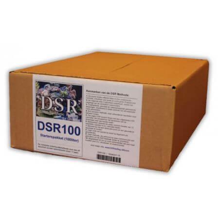 DSR 100L starter package 5KG