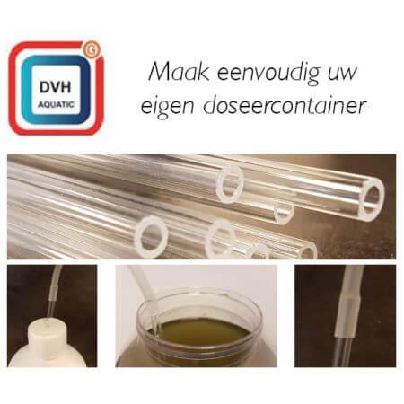 DVH Aquatics Acrylic dosing tubes