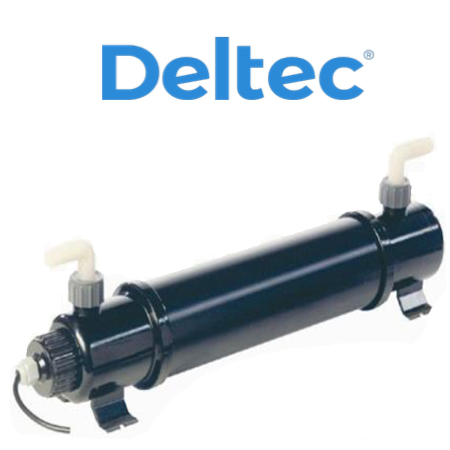 Deltec UV Device Type 802 (2 x 80 Watts)
