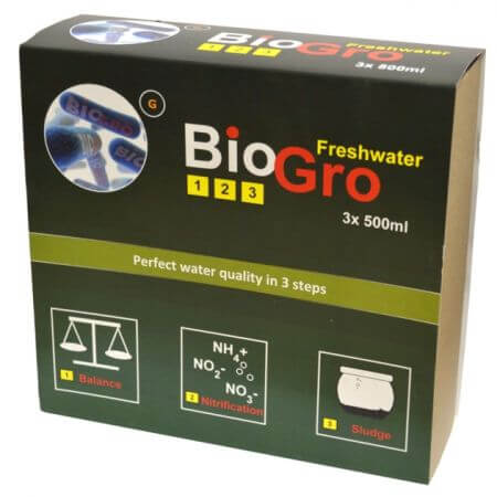DvH BioGRO 3 Bactieriën Fresh 250ml