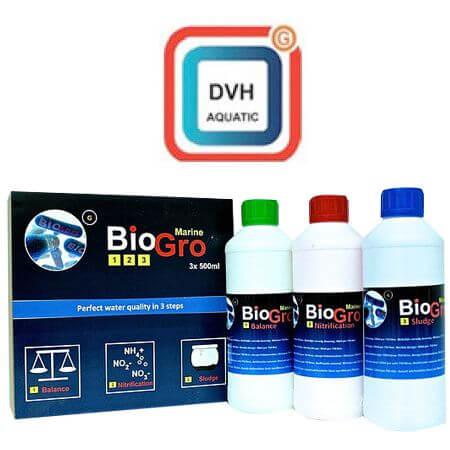 DvH BioGRO 3 Bactieriën Marine 250ml