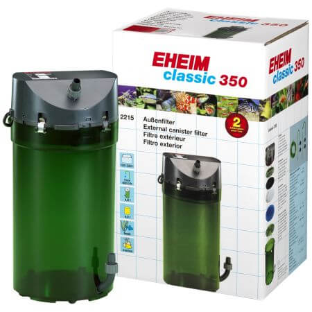 EHEIM Classic 350 - pot filter without filter media <350L