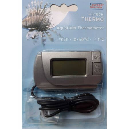 EUROPET Digital Thermometer 0-50 degree C/incl.battery