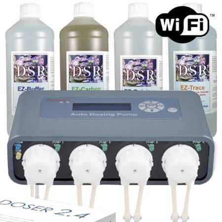 EZ-DSR Starter Kit + WiFi Dosing Pump