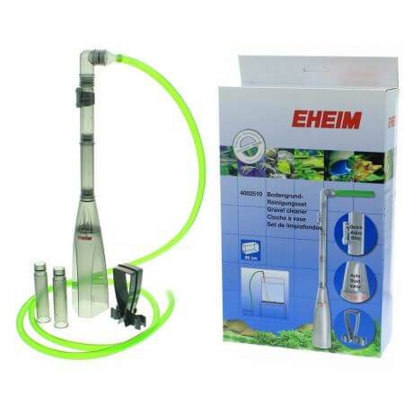 Eheim soil cleaning set with 2 m hose + safety clip