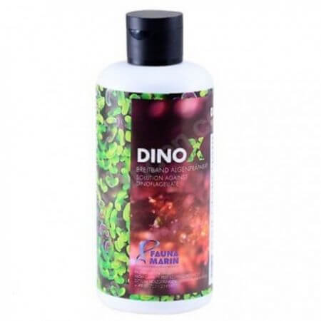 Fauan Marin DinoX 250ml. - Dinoflagellates, Briopsis and other algae - safe lower animals