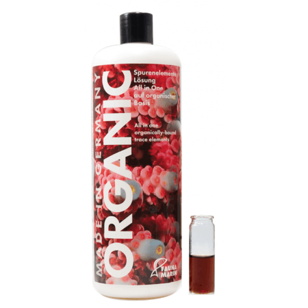 Fauna Marin Organic All in one Trace elements