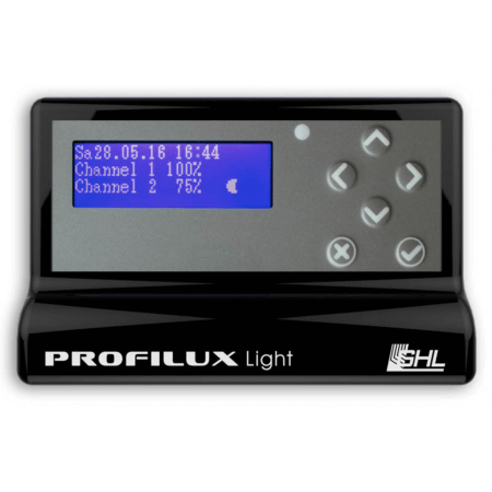 GHL ProfiLux Light WiFi black