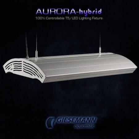 Giesemann AURORA HYBRID 4 x 39 Watt + 2 x 85 W LED - 900 mm
