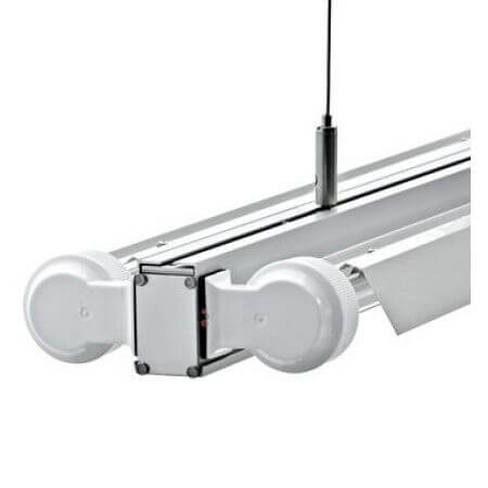 Giesemann Razor T5 with Dimmable electronic HF ballast 2 x 39 W