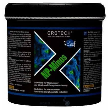 Grotech NP-Minus BioPellets 3500ml image