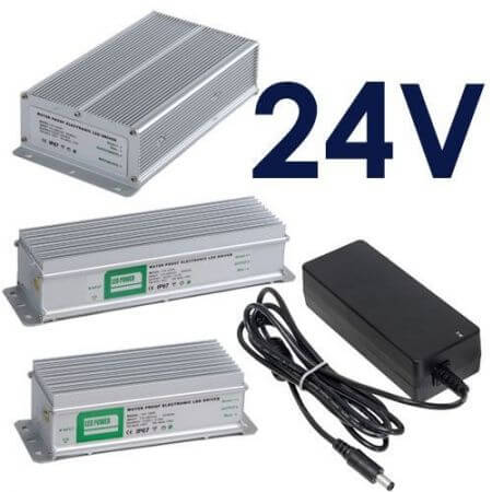 HVPaqua Power adapters