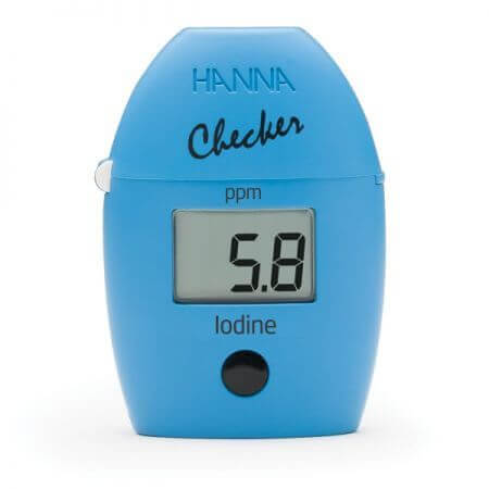 Hanna Checker pocket iodine photometer