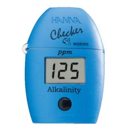 Hanna Checker pocket photometer KH (mgr / L readout)