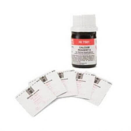 Hanna Reagents Calcium 25pcs.