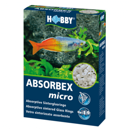 Hobby Absorbex micro, highly absorbent filter material, 450 g