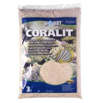 Hobby Coralit, extra coarse, bag of 25 kg