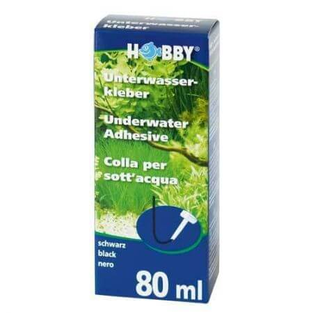 Hobby Underwater glue transparent, mini tube, 80ml.