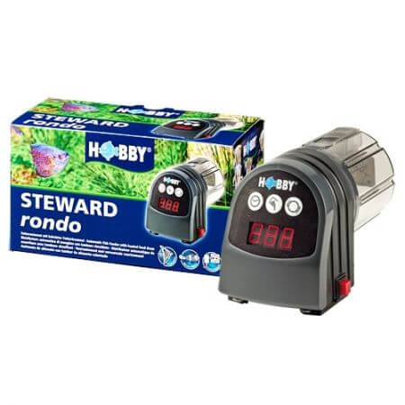Hobby Steward Rondo, digital feeding machine