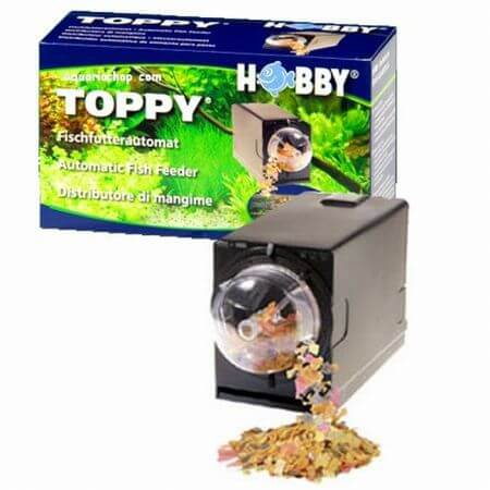 Hobby Toppy, automatic feeder