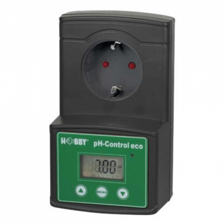Hobby pH Control ECO - pH controller with visual alarm - delivery without electrode