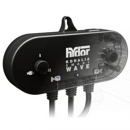 Hydor Smart Wave for Koralia EVO pumps (2-channel controller for multiple pumps)