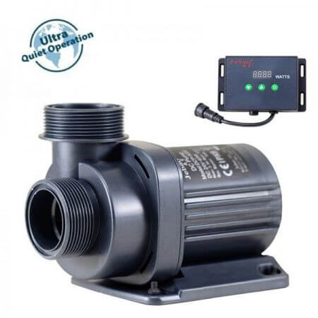 Jebao / Jecod boost pump DCP-18000 - incl. Controller