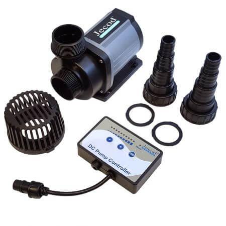 Jebao boost pump DCS2000 - incl. Controller