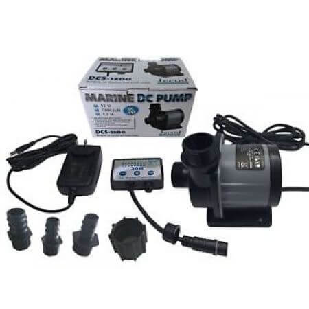 Jecod DCS-1200 pump with controller