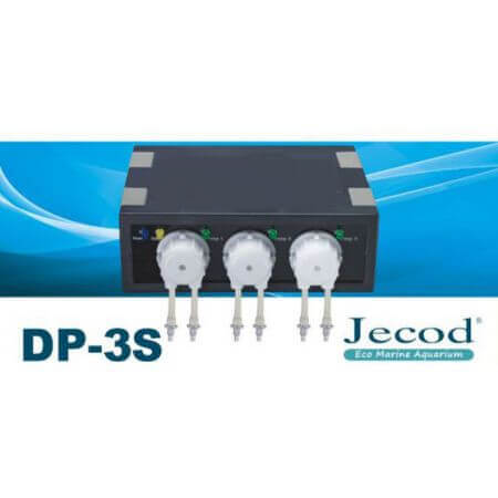Jecod DP3S 3-channel dosing pump SLAVE