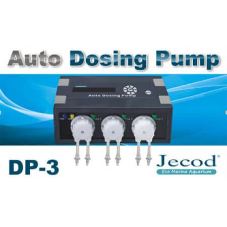 Jecod DP3 dosing pump 3-channel