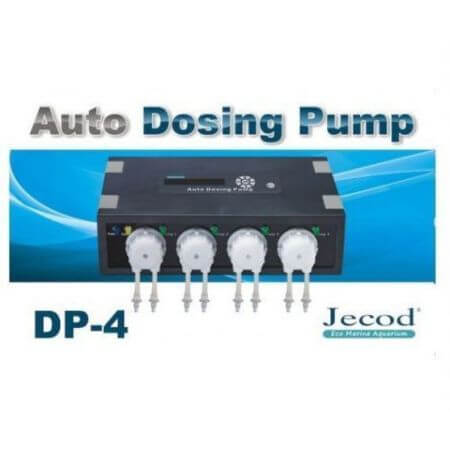 Jecod DP4 4-channel dosing pump