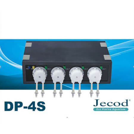 Jecod DP4S 4-channel dosing pump SLAVE