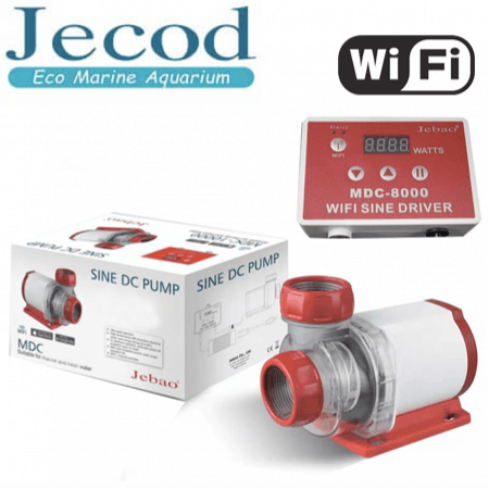 Jecod / Jebao MDC-5000 Wi-Fi lift pumps
