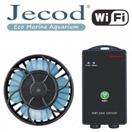Jecod / Jebao SLW-20 M Wi-Fi flow pumps (sine wave)