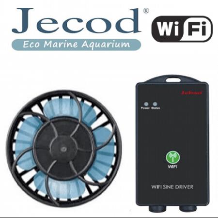 Jecod / Jebao SLW-30 M Wi-Fi flow pumps (sine wave)