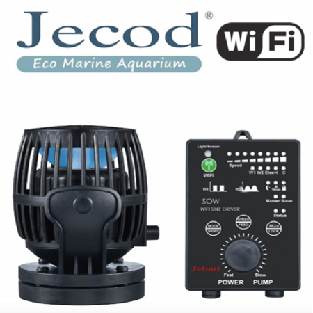 Jecod SOW9 M + Wi-FI controller (Flow pump / wavemaker)