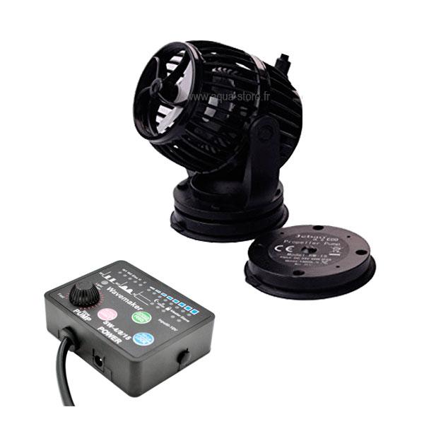 Jecod SW8 + controller (Stromingspomp/wavemaker)