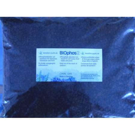 Coral cultivation Biophos 2 Iron Based - 1000ml