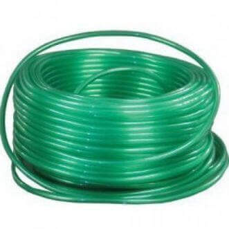 Air hose green 4/6 mm
